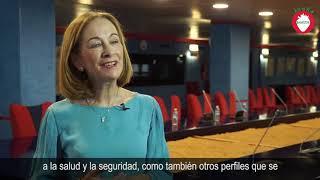 """Encarnación Tato (Accenture): """"Ágora Bienestar es un entorno único, donde pueden convivir tanto prof"""