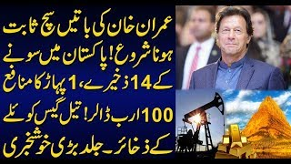 Good News Soon | Imran Khan's Words Begin to Come True | 14 Gold Reserves in Pakistan