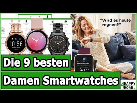 Smartwatch für Damen kaufen 2019 - Die 9 besten Damen-Smartwatches im Vergleich [3 Preisklassen]