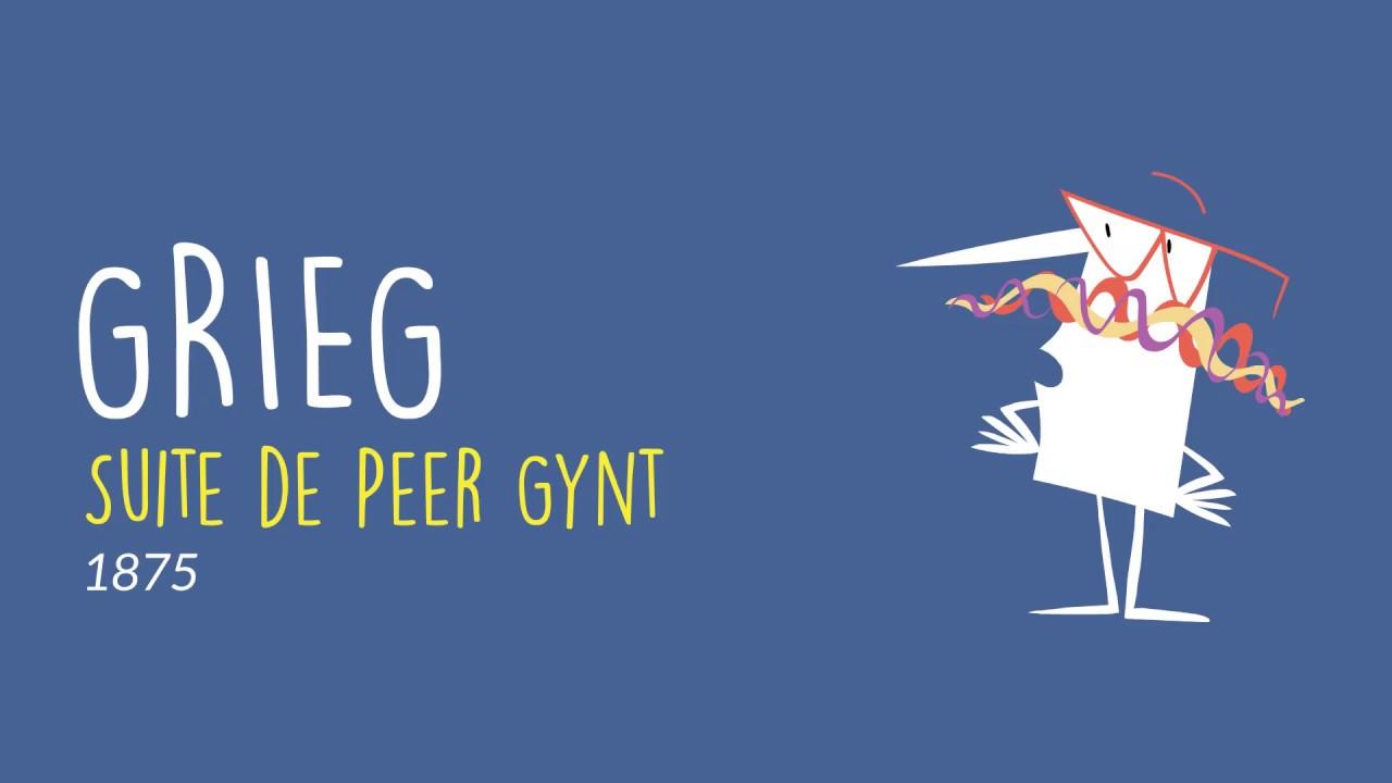 Suites de Peer Gynt,Dans l'antre…
