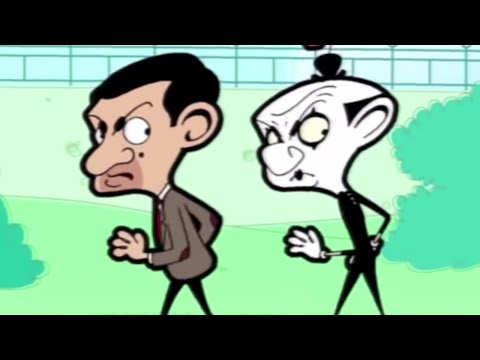 Copy Me | Funny Episodes | Mr Bean Official