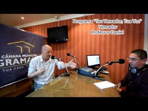 Programa Teu Vereador Tua Voz 20.03.2019
