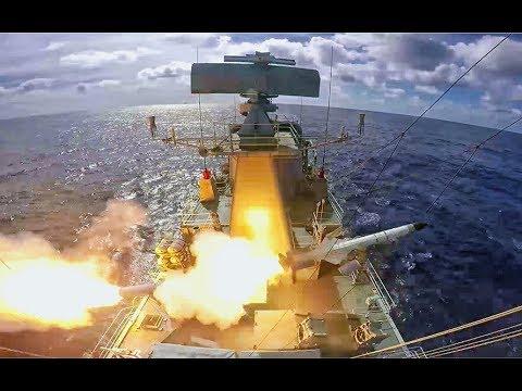 Brasil dispara el segundo prototipo de su misil antinavío de superficie