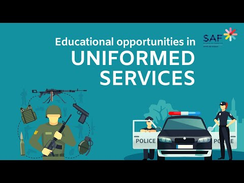 Educational Opportunities in Uniformed services - English