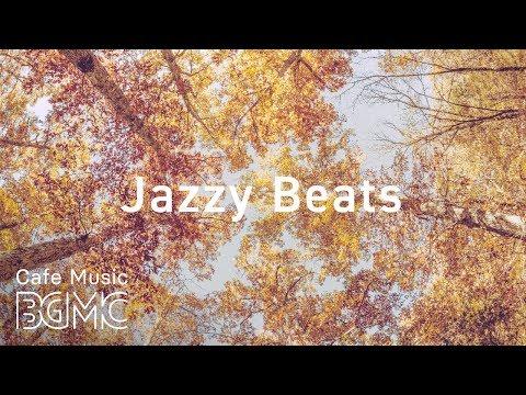 🍁Coffee Beats - Autumn Jazz Hiphop Instrumental Cafe Music - lofi Hiphop Music