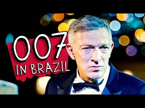 Agent 007 v Brazílii