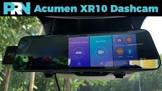 Acumen XR10 Dual-Camera Dashcam Review