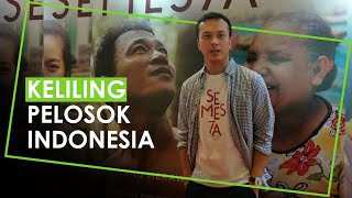 Nicholas Saputra Keliling ke 7 Pelosok Indonesia demi Film Semesta, Mulai Aceh Sampai Papua Barat