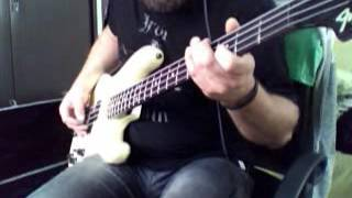Arise   Chevelle [Bass Cover]