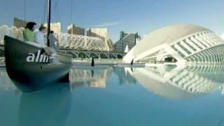 preview picture of video 'Spagna. Valencia, Vedute: un percorso attraverso la città'