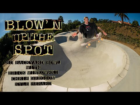 Winkowksi & Friends: Blow'n Up The Spot | Rancho Santa Fe Bowl