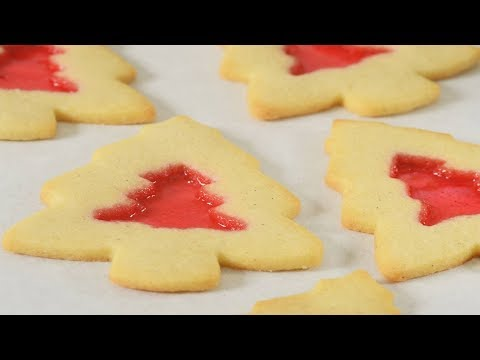 Stained Glass Cookies Recipe Demonstration – Joyofbaking.com