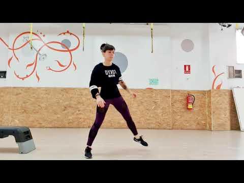Bodyweight series - side lunge