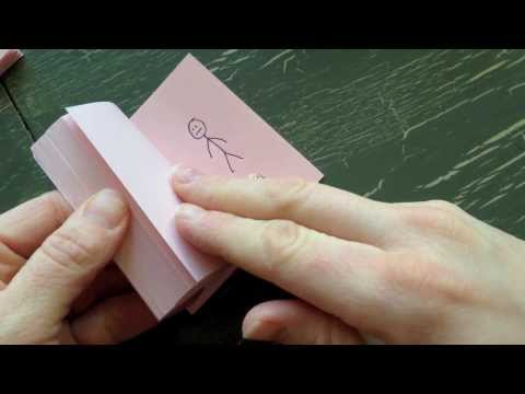 How to make a Flip Book Animation