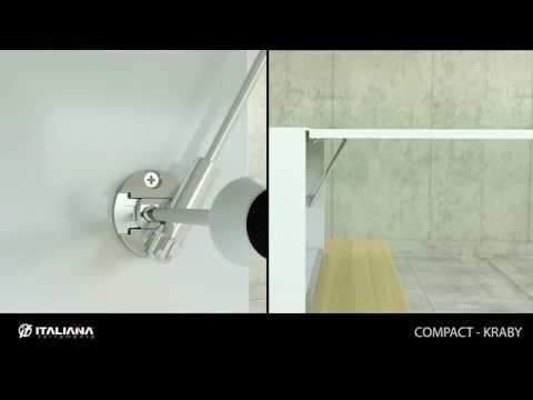 KRABY & COMPACT Opening Systems - Italiana Ferramenta