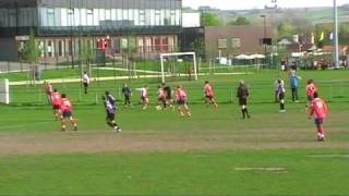 preview picture of video 'U14 KSK Ronse - VW Hamme'