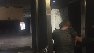 FULL AUTO AK47  FIRING RANGE  US VLOG 5