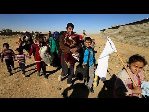 Ιράκ: Αργή προέλαση των συμμαχικών δυνάμεων στην Μοσούλη