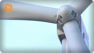 Windpark in Rehborn, Germany opened