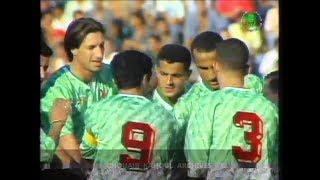 Algérie 2 - Tanzanie 1 (Elim Coupe d'Afrique 1996)