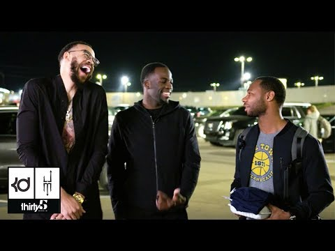 JaVale McGee's Parking Lot Chronicles: Episode 5