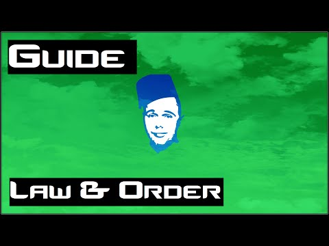 Ricky Gervais Guide To: Law & Order