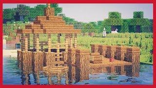 Minecraft: Come Costruire Un Molo