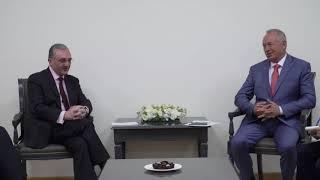 ԱԳ նախարարի հանդիպումը Ռուսաստանի պաշտպանության նախարարի տեղակալի հետ