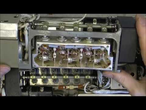 Soviet avionics teardown: KRP-200PM box