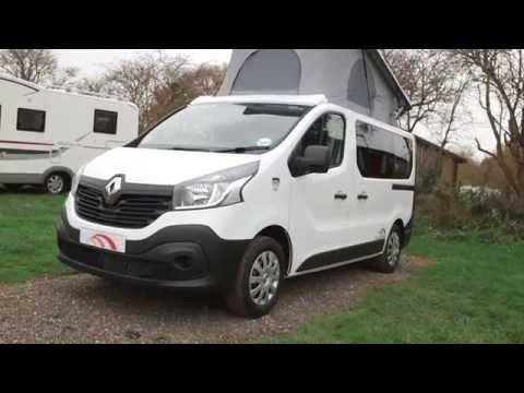 Practical Motorhome reviews the Hillside Leisure Ellastone