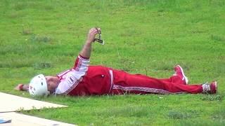 P.Narkevich (red suit) vs B.Faizov