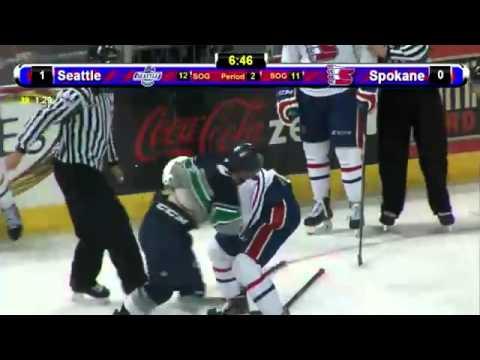 Adam Helewka vs. Scott Eansor