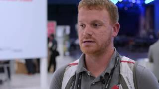 Dell EMC World 2016 - TJ Driscoll, Daemen College