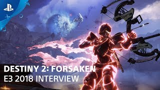 Destiny 2: Forsaken - Gambit Gameplay Preview   PlayStation Live From E3 2018