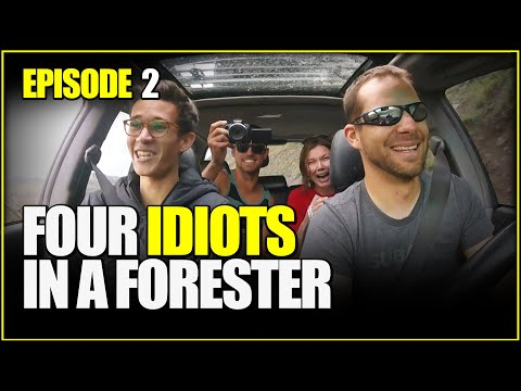 Four Idiots in a Forester - Episode 2 - Subaru Forester Off Road