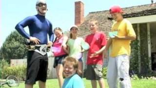 The Aquabats Official Pudding Dispenser Belt commercial