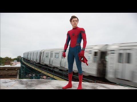 Primer trailer de Spiderman Homecoming