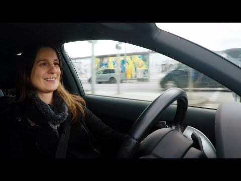 DANA RUH In The Car With EB.TV