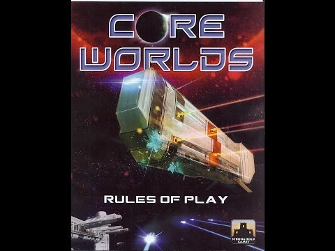 Off The Shelf Board Game Reviews Presents - How To Play Core Worlds