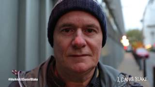 'I, DANIEL BLAKE' - WE ARE ALL DANIEL BLAKE