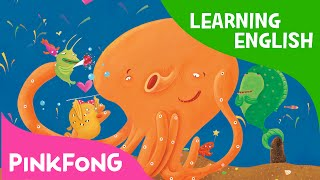 Little Octopus Went to School | English Learning Stories | PINKFONG Story Time for Children