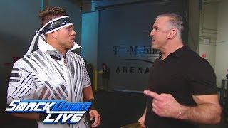 Shane McMahon confronts The Miz: SmackDown LIVE, Dec. 11, 2018