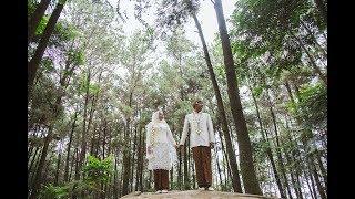 IKA & GANDA - INDONESIAN FOREST WEDDING