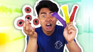 CRAZY FIDGET TOYS YOU MUST TRY!