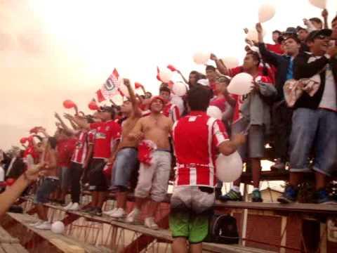 """""""LBC - LLega la Banda"""" Barra: La Banda Cementera • Club: Unión La Calera"""