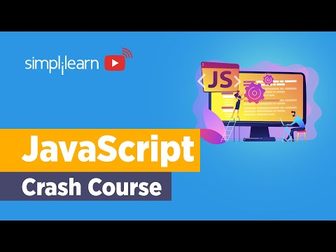 JavaScript Crash Course For Beginners   JavaScript Full Course ...