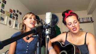Christ is Enough (Hillsong) - Cover by Kirsten & Charlotte