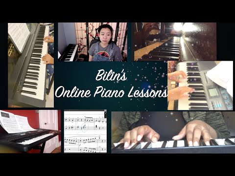Bilin's Piano Lesson records