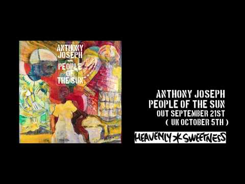Anthony Joseph - On The Move