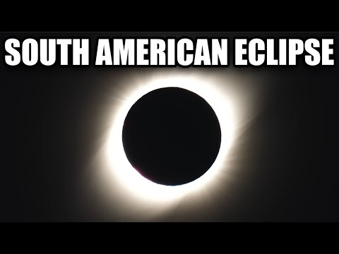 An Eclipse Observed - Smarter Every Day 221